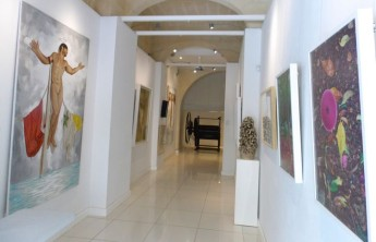 Flux: An exhibition by young Maltese contemporary artists