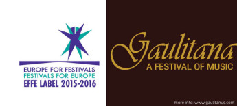 Gaulitana: A Festival of Music awarded EFFE Label for 2015-16