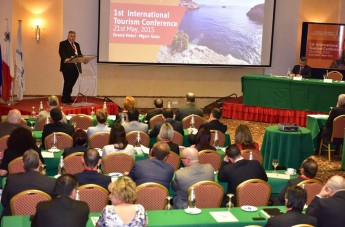 Gozo Minister highlights small island tourism at Gozo International Tourism Conference