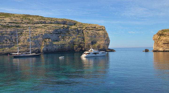 Malta & Gozo's bathing sites all reach excellent water quality at 100%