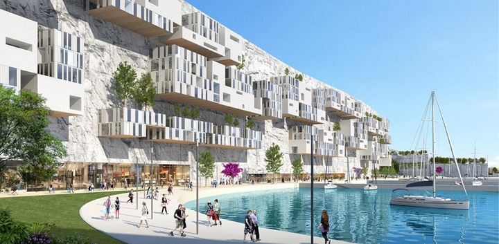 Gozo Resort & Cruise Terminal to be built at tas.Simar quarry