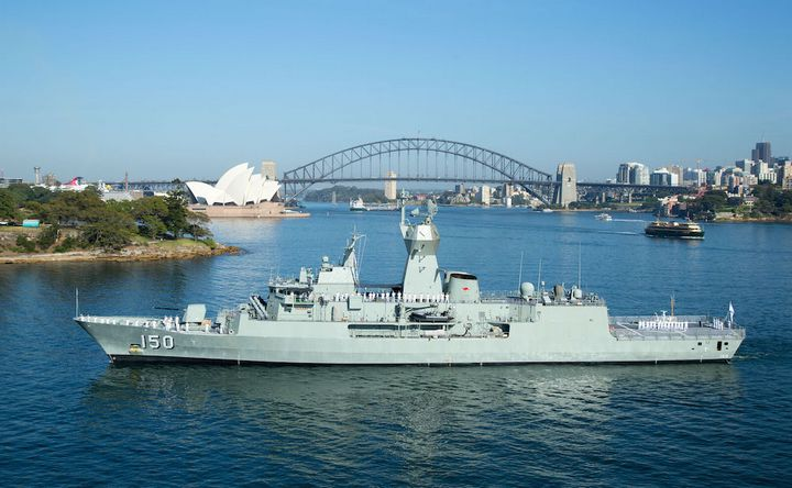 Malta visit on Monday for HMAS Anzac and STS Young Endeavour