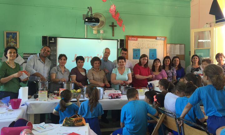 Jam it for Puttinu! - Fund raising educational event by GC Kercem Primary