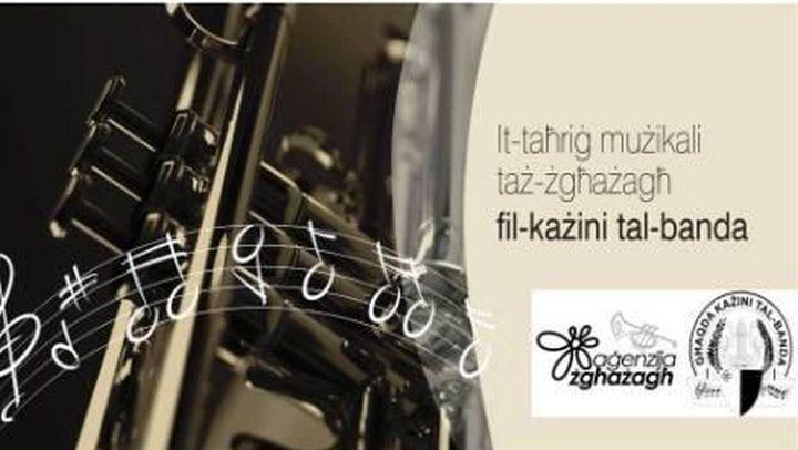 Second Call for 'It-Tahrig Muzikali taz-Zghazagh fil-Kazini tal-Banda'