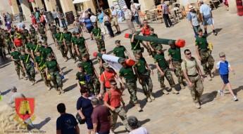 AFM recruits 'Logs and Miles 4 Puttinu' raised €16,477  for Puttinu Cares