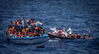 700 migrants assisted in the first 7 days of MOAS 2015 mission