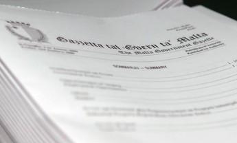 Revised Electoral Register published in the Government Gazette