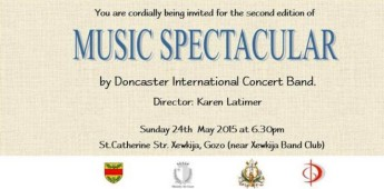 Music Spectacular by the Doncaster International Concert Band