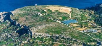 Il-Qortin ta' Isopu EcoGozo family park project well underway