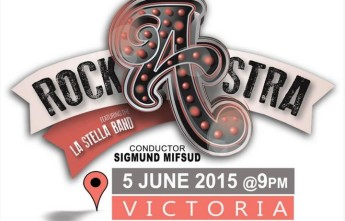 3rd edition of RockAstra announced with the La Stella Band & guests