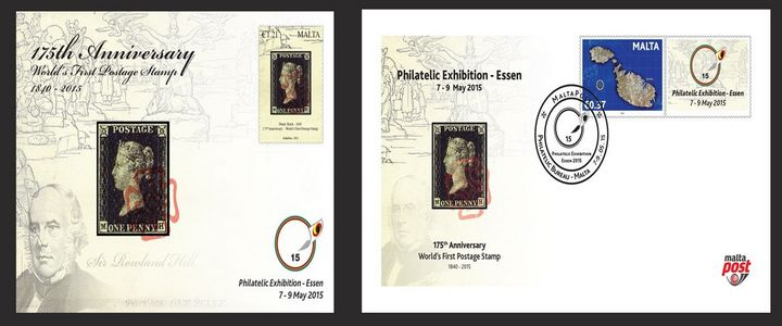MaltaPost to participate at Stamp Exhibition in Essen Germany