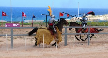 BOV & Fondazzjoni Wirt Artna bring the first Malta Jousting Festival