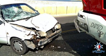 Gozitan man grievously injured in head-on crash on the Coast Road