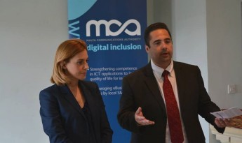 Pilot learning programme underway in IT for deaf persons in Gozo