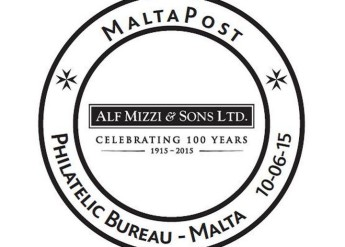 MaltaPost issues special hand postmark – Alf Mizzi & Sons Ltd