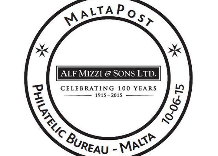 MaltaPost issues special hand postmark – Alf Mizzi & Sons Ltd