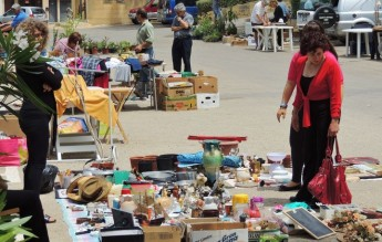 Car boot sale in aid of the Arka Foundation next Sunday in Marsalforn