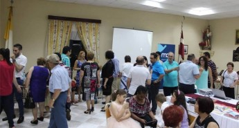 Successful open evening held at the Gozo Centre for Active Ageing