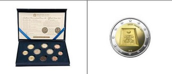 Central Bank of Malta to issue new euro coin set dated 2015