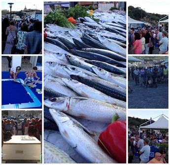 Eat Fresh Fish Fair welcomed large crowds for the Mgarr event