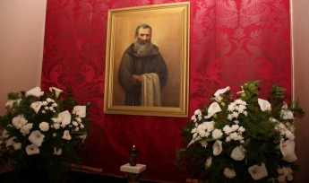Capuchin Franciscan Friars commemoration for Fra Baskal Farrugia