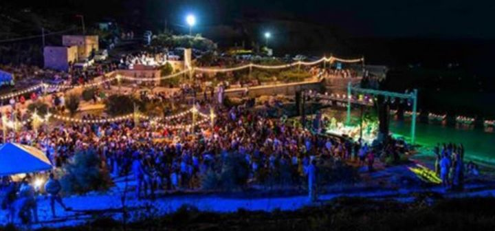 Hondoq by Night 4th edition with Ira Losco and band live in concert