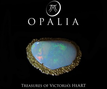 Opalia - Treasures of Victoria's HeArt: Artistic Jewellery Exhibition