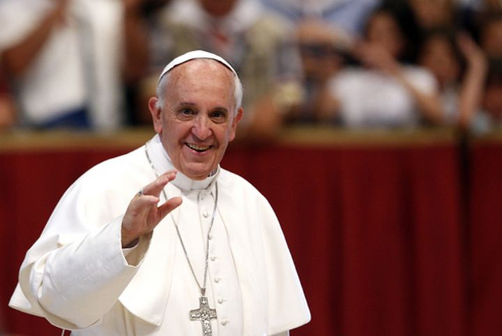 Pope Francis to be awarded the Charlemagne Prize on Friday