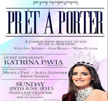 Pret A Porter fashion show: Fashion & entertainment in Victoria