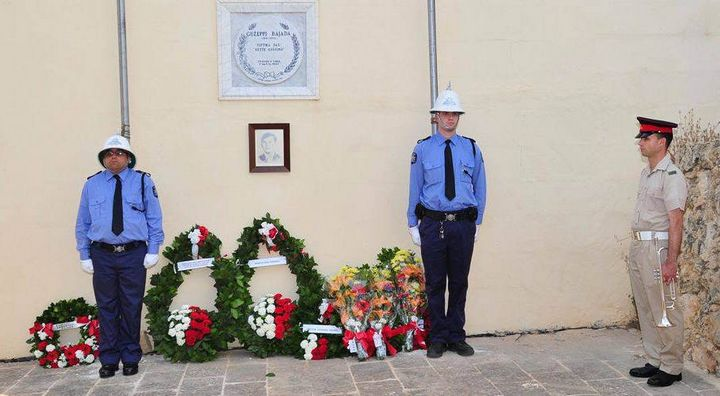 Sette Giugno 1919 riots commemoration ceremony on Sunday