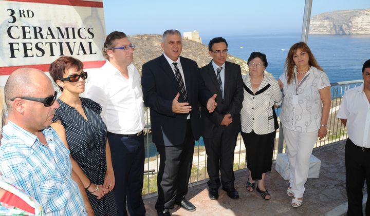 Gozo Ceramics Festival 3rd edition taking place this Saturday in Xlendi