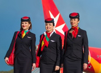 Air Malta Assists Hospice Malta - Collections taking place during August