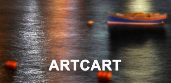 Art Cart: Interactive Sessions Of Visual Art and Live Music in Marsalforn