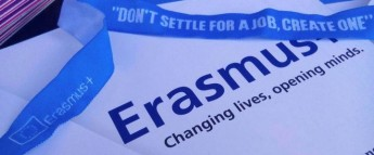 Erasmus+ information session taking place at the NGO Centre, Xewkija