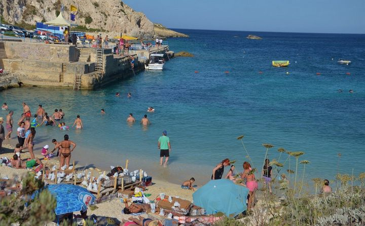 "99% of bathing water sites in Gozo & Malta of ""excellent quality"" - Report"