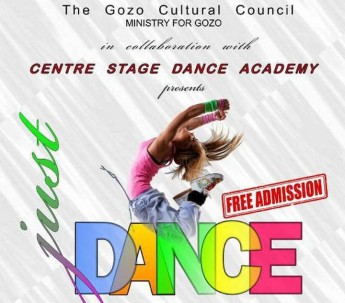 'Just Dance' with Centre Stage Dance Academy in St Francis Square