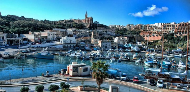 Jazz Do -  An evening with Maltese jazz musicians at Mgarr Harbour