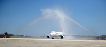 Swiss inaugural flight opens a new path from Malta to Zurich
