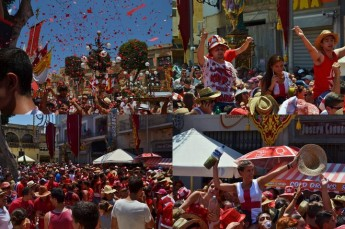 St George's Feast celebrations taking place in Victoria today