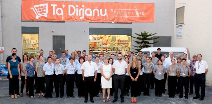 Gozo retail company invests in employee training through various courses