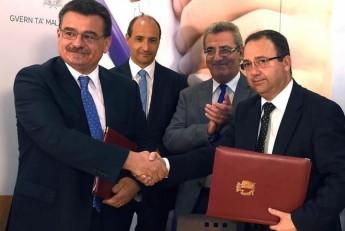 Nursing agreement signed between MCAST & University of Malta