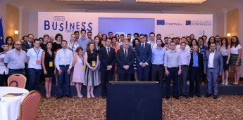 Young Business Entrepreneurs: Gozo Youth Business Forum 2015