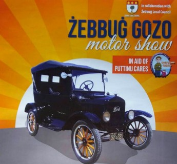 Zebbug Gozo Motor Show 2nd edition taking place in August