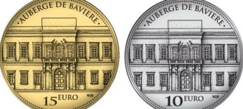 Issue of gold and silver numismatic coins – Auberge De Bavière