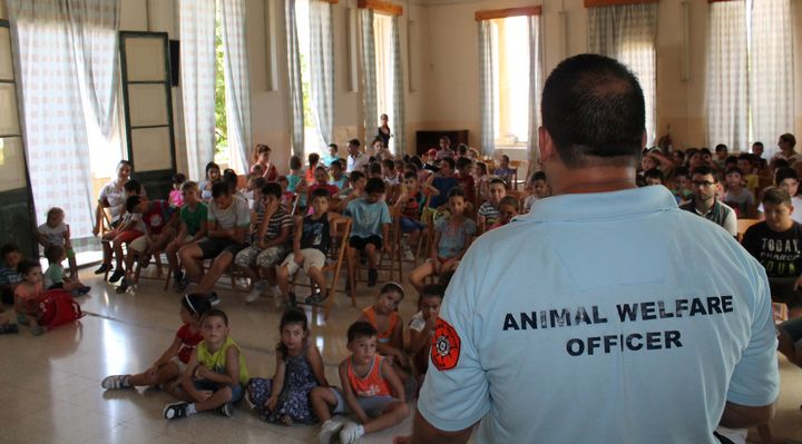 Animal Welfare Department officials to receive specialist training