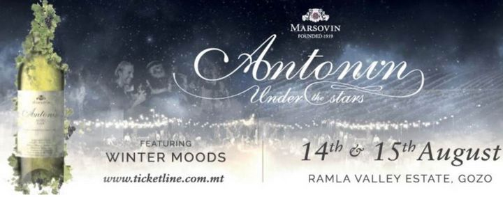 Marsovin event of wine & cuisine at Ramla Valley: Antonin Under The Stars