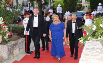 Over 1000 people attend the Ball of the August Moon at Verdala Palace