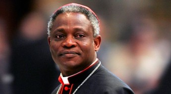 Cardinal Turkson calls for change in attitude towards environment