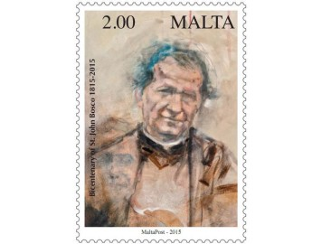New stamp to commemorate Bicentenary of St. John Bosco's birth