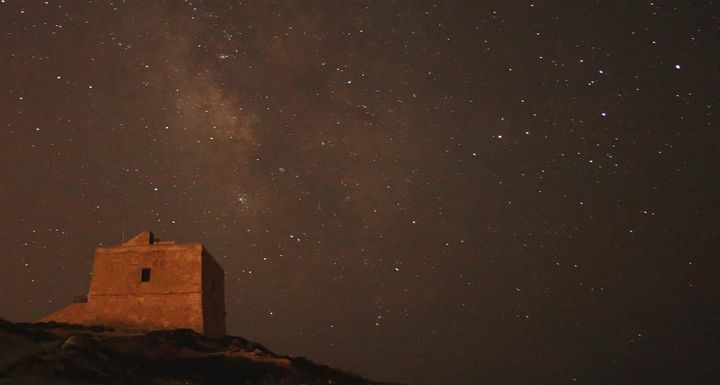 View the Perseids Meteor Shower in Dwejra event this weekend